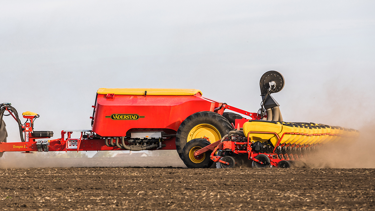 World record Tempo planter