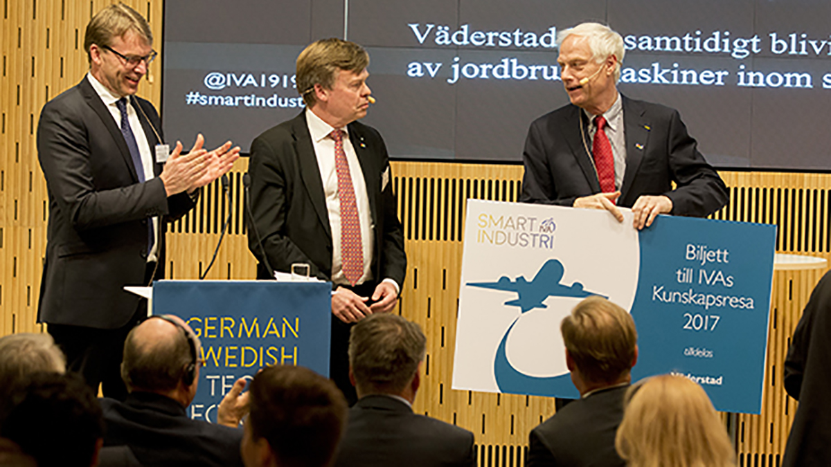 Väderstad award - Digital innovation