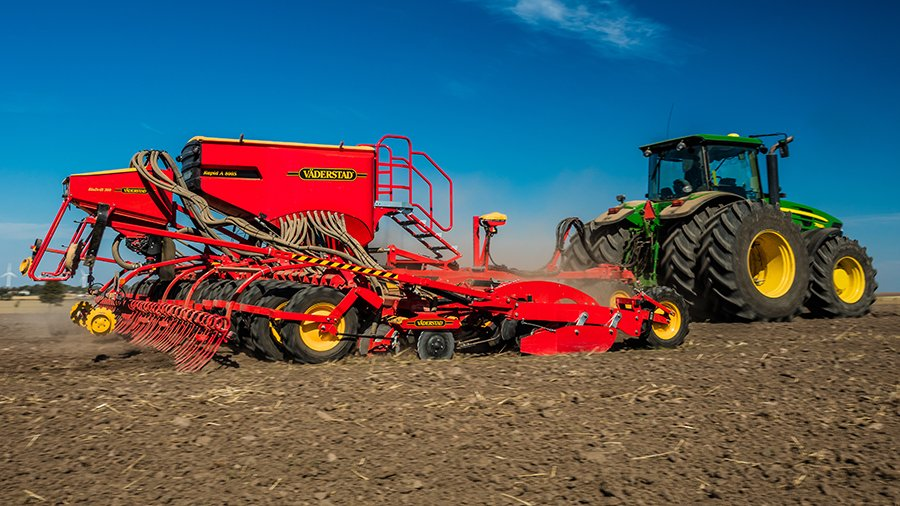 Learn more about Rapid seed drills