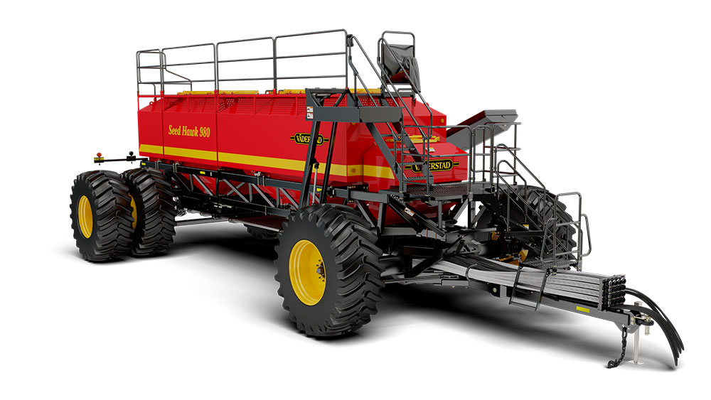 Seed Hawk 980 Air Cart rendering
