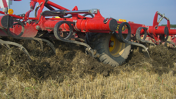 Cultivation and tillage