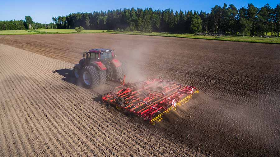 The importance of seedbed preparation