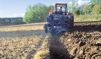Know How conventional tillage