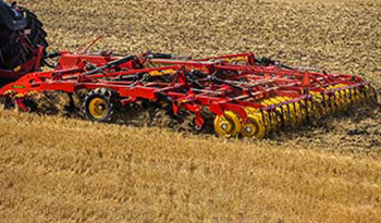 Know How minimum tillage