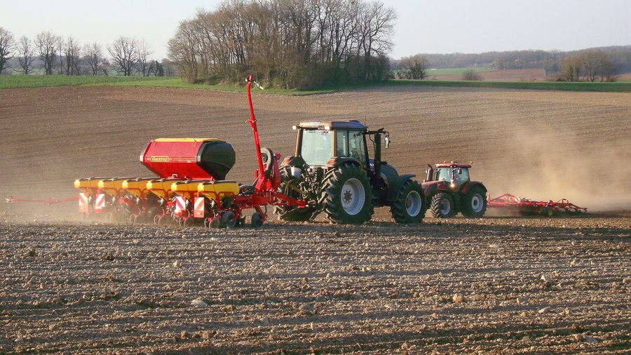 Väderstad Tempo - High precision planting for every farm