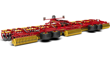 Väderstad disc cultivator Carrier L & XL 925-1225