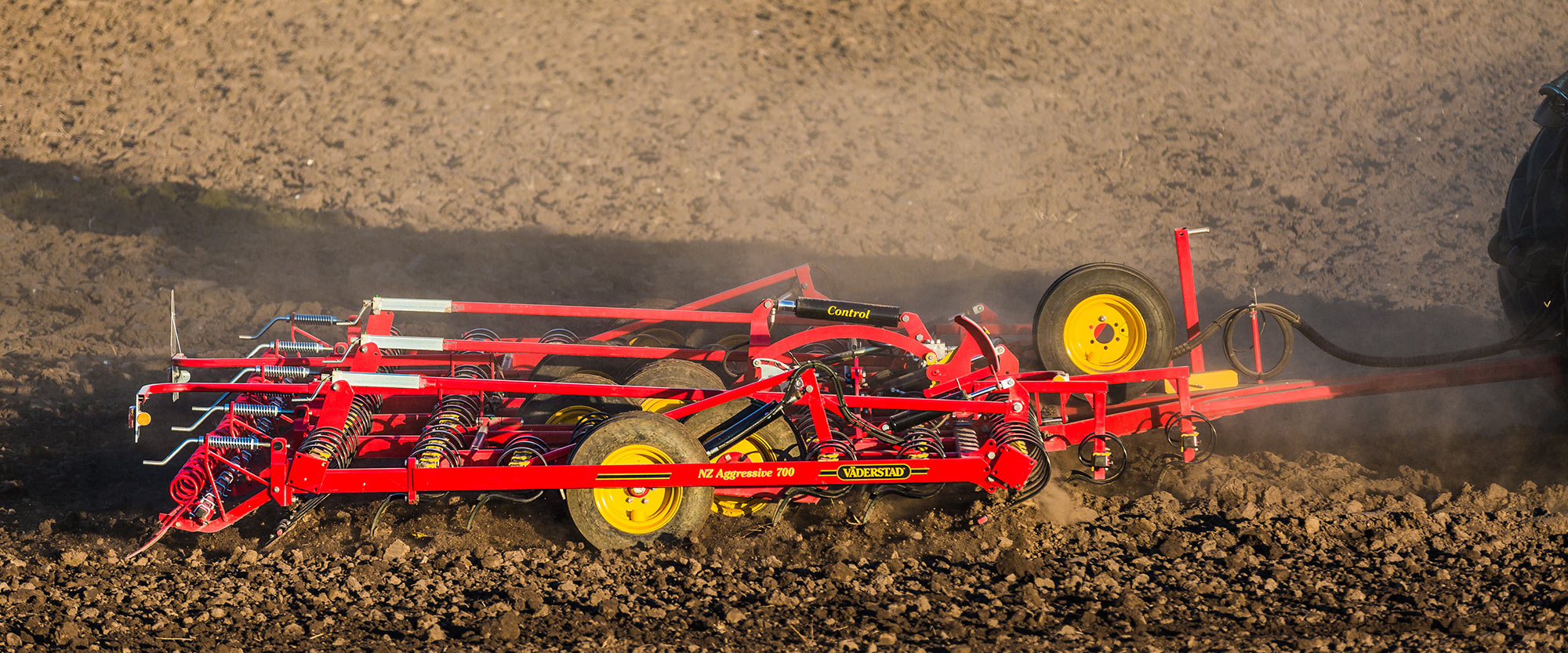 Väderstad Tillage NZ Aggressive 700