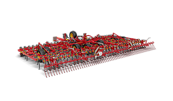 Väderstad tine harrow NZ Aggressive 500-100