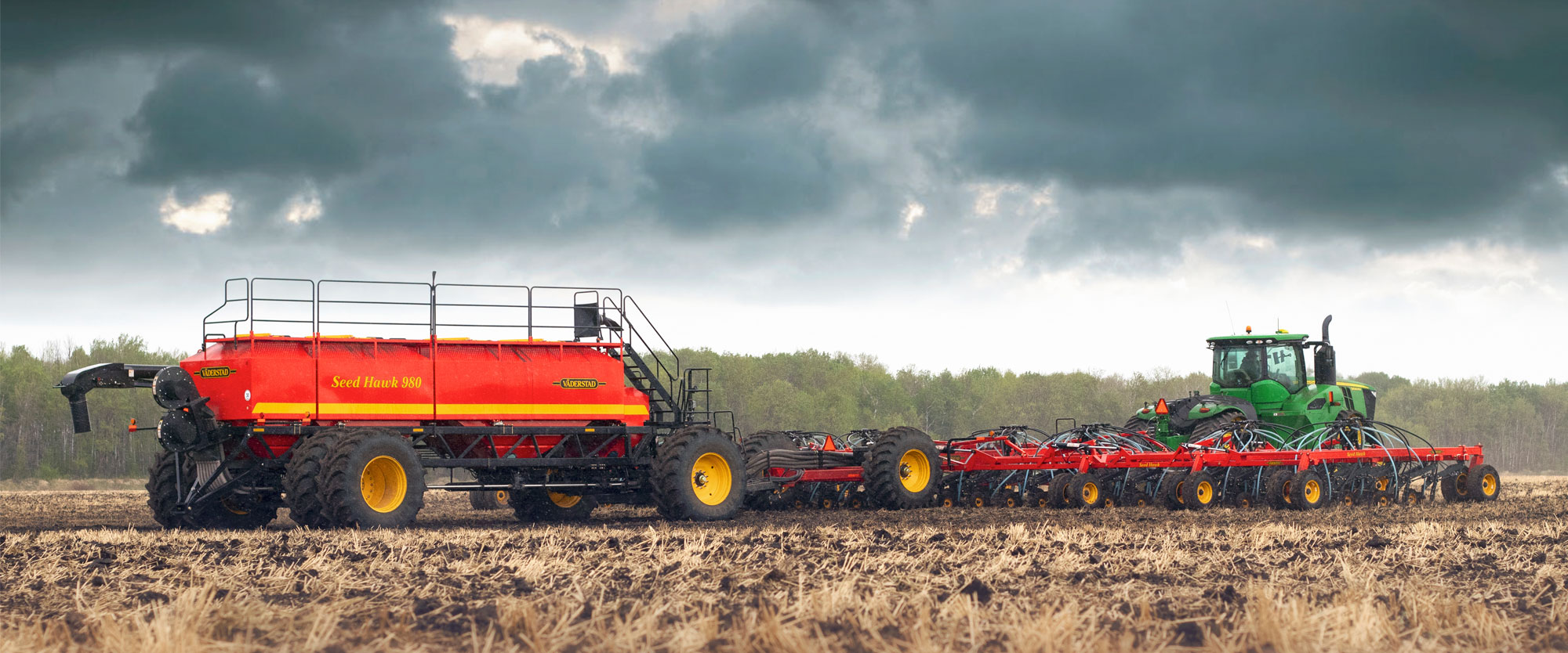 Seed Hawk Air Drills Precision Seeding Powerful Crops
